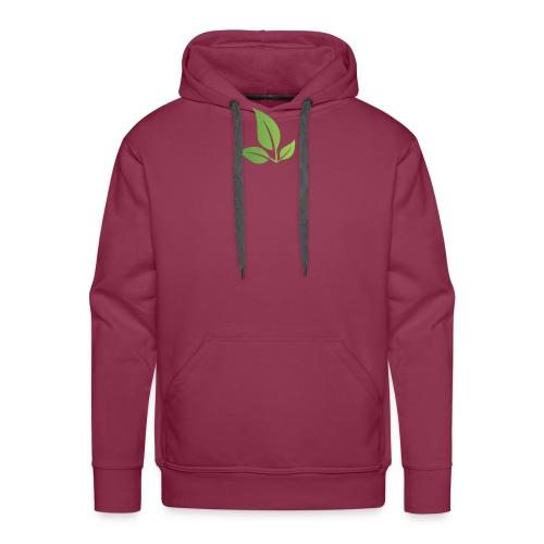 #ami_nature #recyclage #jour_nature - Sweat-shirt à capuche Premium pour hommes