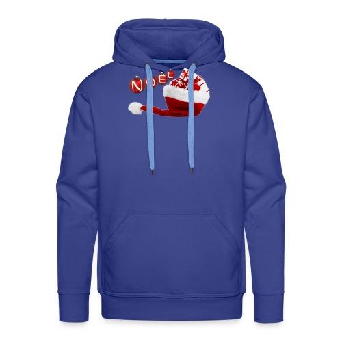 Noelok - Sweat-shirt à capuche Premium pour hommes