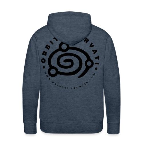 Orbita Parvati logo - Men's Premium Hoodie