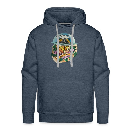 Isle of Atmomatix T-shirt - Men's Premium Hoodie