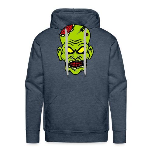 Zombie - Männer Premium Hoodie