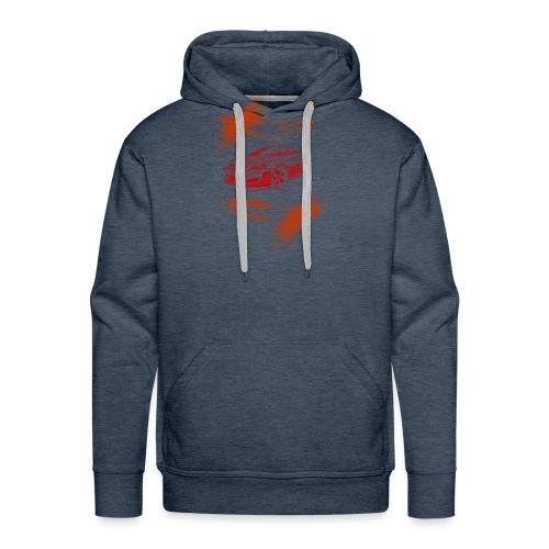 tuning - Sweat-shirt à capuche Premium pour hommes