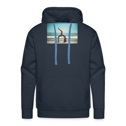 fee123 - Mannen Premium hoodie