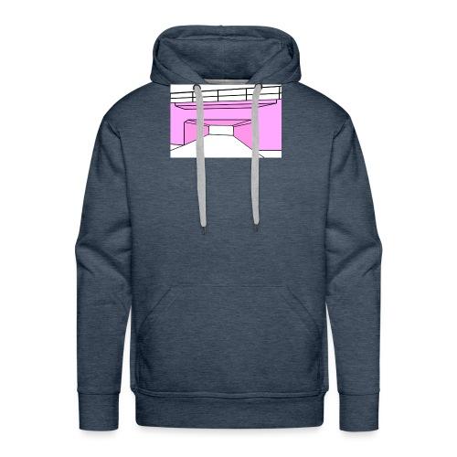 Pink Tunnel - Premiumluvtröja herr