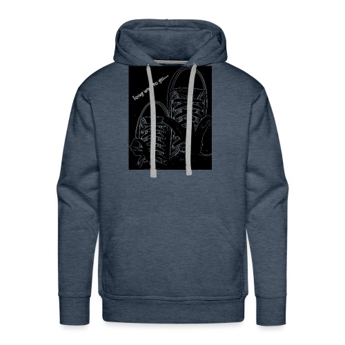 Long way to go - Men's Premium Hoodie