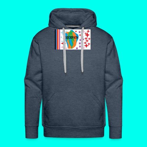 SOCIOPATH clothing - Men's Premium Hoodie