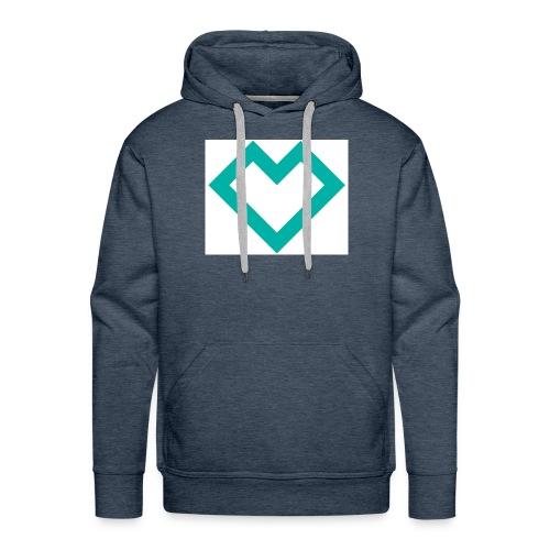 logo jpg - Männer Premium Hoodie