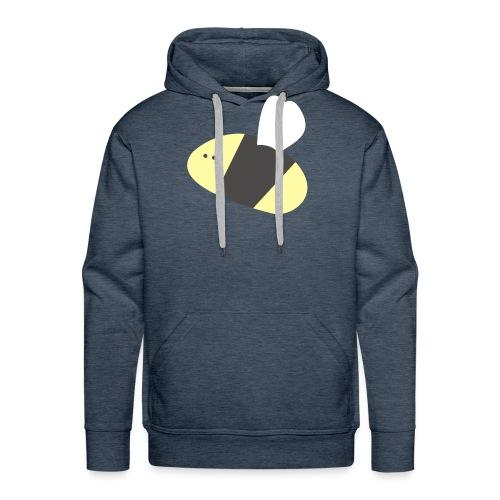 Save the Bee - Mannen Premium hoodie