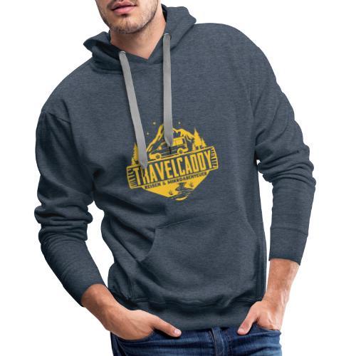 Original Travelcaddy.de Merchandise - Männer Premium Hoodie