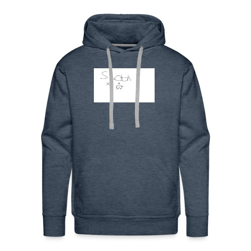 FUCKING NIGGERS IN MY STORE ONE TWO THREEE FOUR - Men's Premium Hoodie