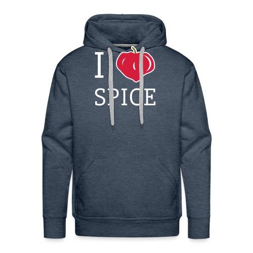 i_love_spice-eps - Miesten premium-huppari
