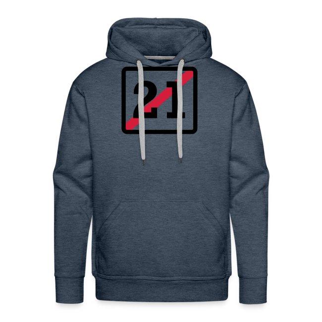 21 Schild