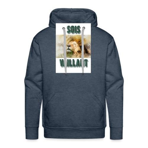 Vaillant - Sweat-shirt à capuche Premium pour hommes