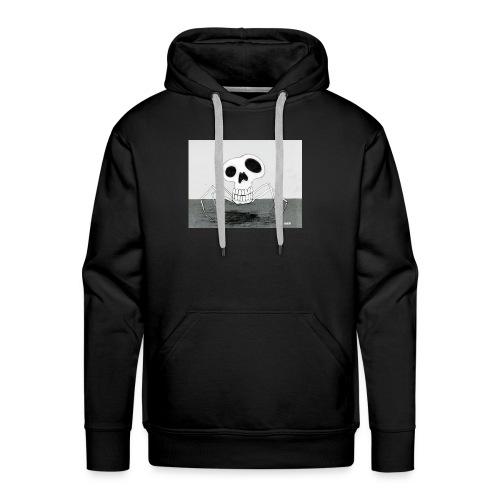 skull spider - Premiumluvtröja herr