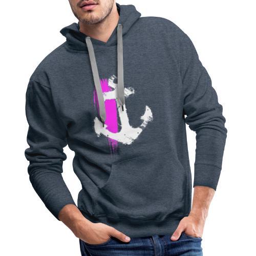 Art Anker _ - Männer Premium Hoodie