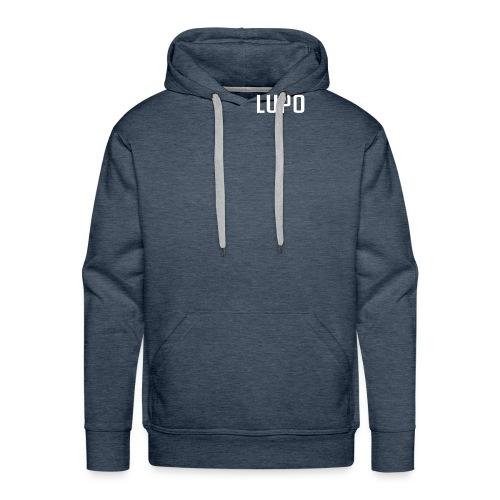 desing-png - Mannen Premium hoodie
