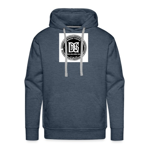 DNG SEAL BLACK - Men's Premium Hoodie