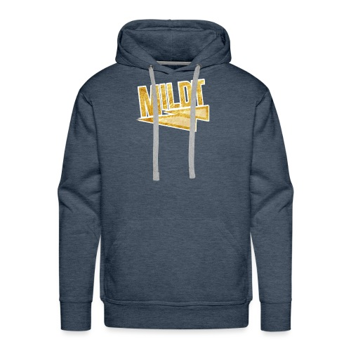 MILDT Gouden Kids Shirt - Mannen Premium hoodie