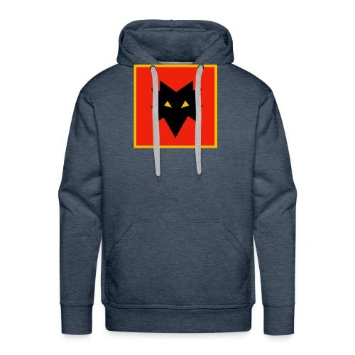 XGF GAMING LOGO FIRE MERCH - Men's Premium Hoodie