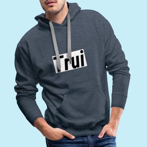 Pull-over - Sweat-shirt à capuche Premium pour hommes