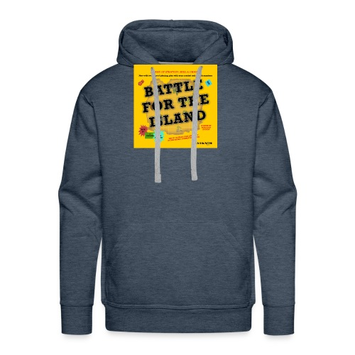 Battle for the island - Men's Premium Hoodie