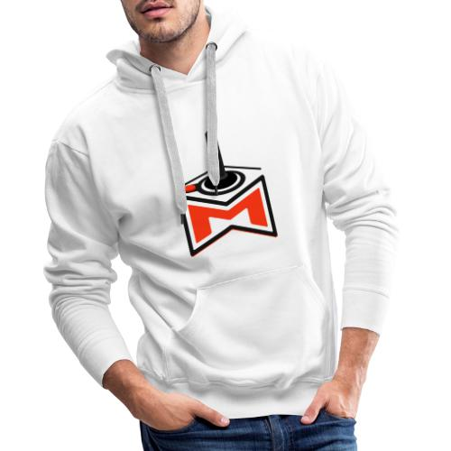 M Wear - M-2600 - Men's Premium Hoodie