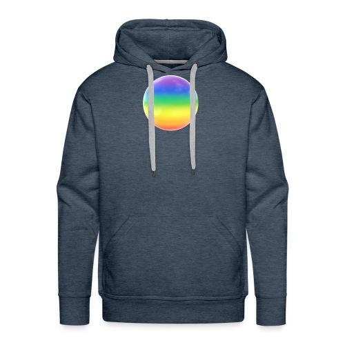 Pride Orb - Premium hettegenser for menn