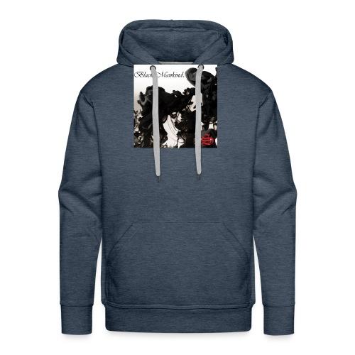 Black Mankind - Sweat-shirt à capuche Premium pour hommes