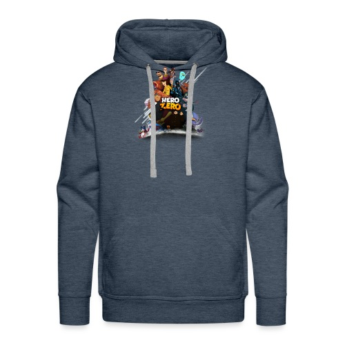 Hero United - Men's Premium Hoodie