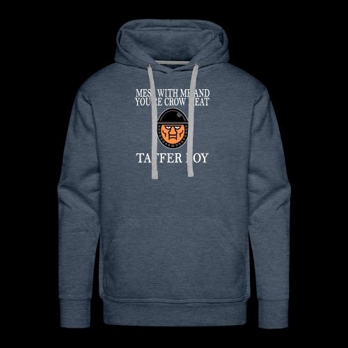 Taffer Boy (White) - Men's Premium Hoodie