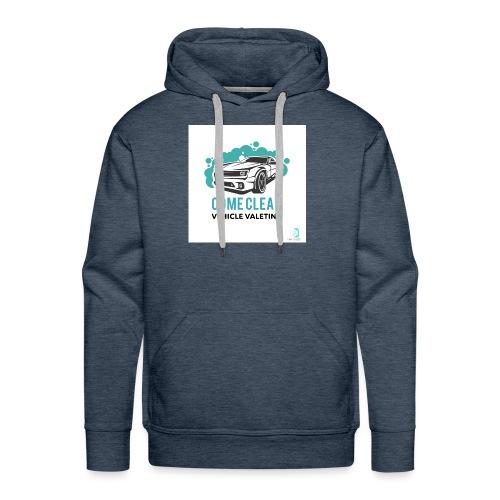 005F6183 5840 4A61 BD6F 5BDD28C9C15C - Sweat-shirt à capuche Premium pour hommes