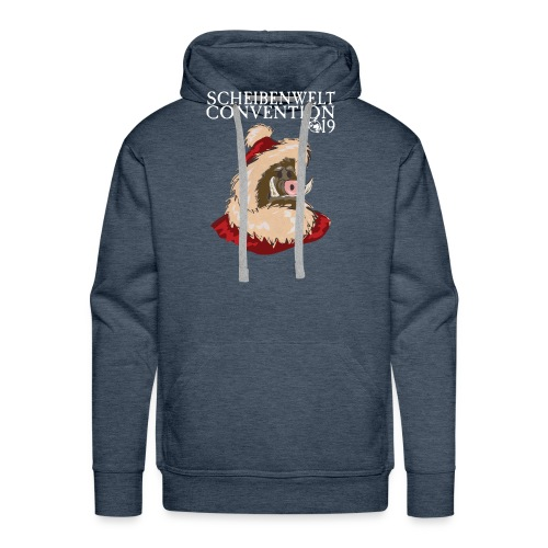 Scheibenwelt Convention 2019 - Schneevater - Männer Premium Hoodie
