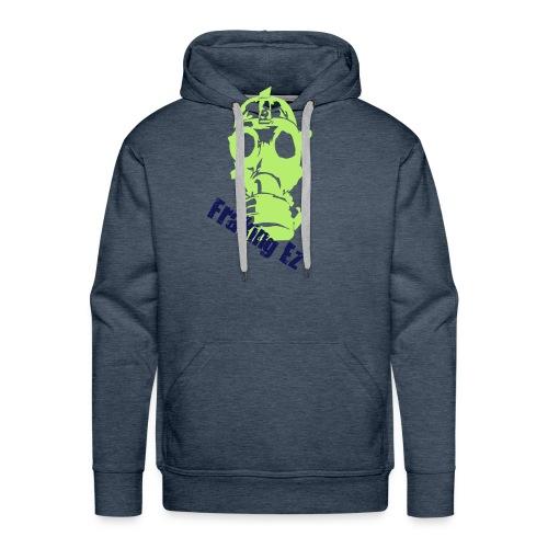 Anti - fraking - Sudadera con capucha premium para hombre