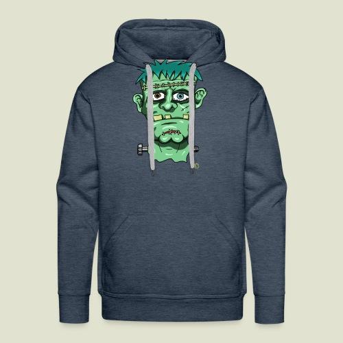franken projet - Sweat-shirt à capuche Premium pour hommes
