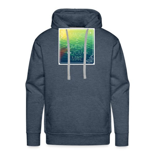 MAGIC - Mannen Premium hoodie