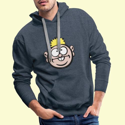 DIRKJAN - Mannen Premium hoodie