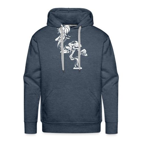 Get Freedom - Sudadera con capucha premium para hombre