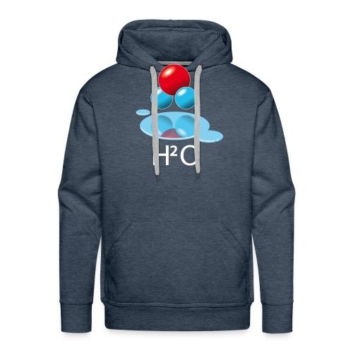 h2o - Sweat-shirt à capuche Premium pour hommes