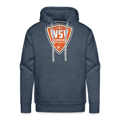 WSV 3D Logo - Männer Premium Hoodie