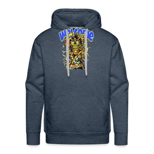 2020 03 16 - Sweat-shirt à capuche Premium pour hommes