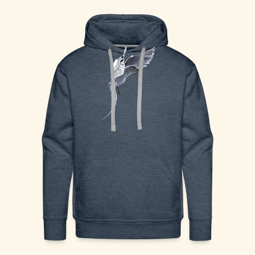 Weißschwanz Tropenvogel - Männer Premium Hoodie