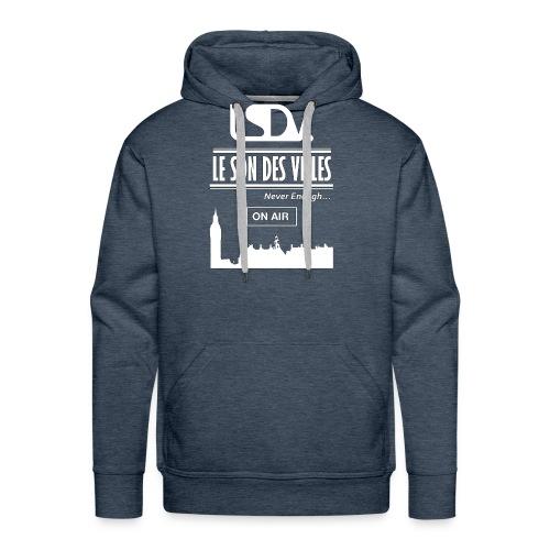 Lesondesvilles _On air LSDV - Sweat-shirt à capuche Premium pour hommes
