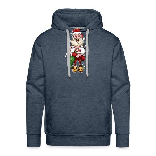 Bad Santa / Weihnachtsmann - Männer Premium Hoodie