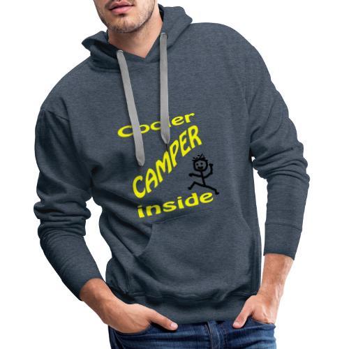 Cooler Camper - Männer Premium Hoodie