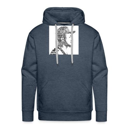 QUER#2 - Bluza męska Premium z kapturem