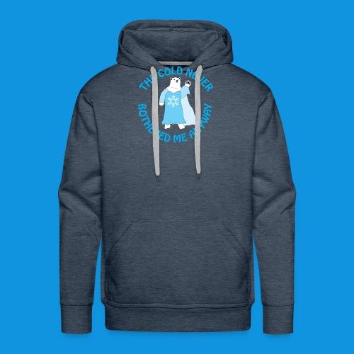 Cold Bear - Men's Premium Hoodie