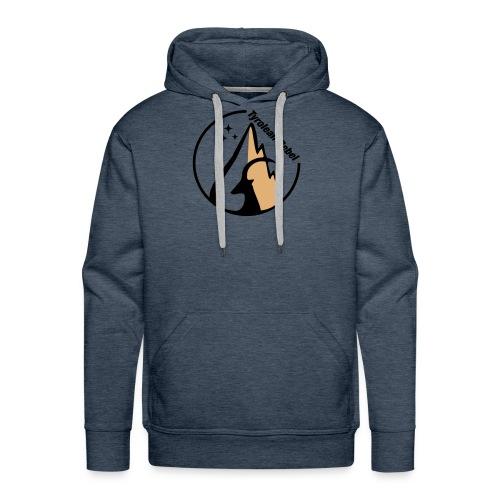 Tyrolean Rebel Logo - Männer Premium Hoodie
