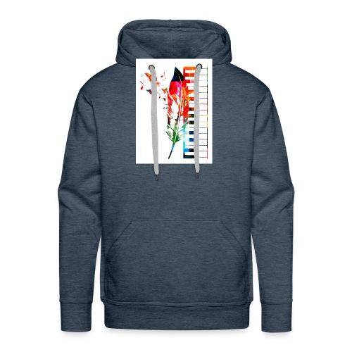 44685352 l 001 jpg - Mannen Premium hoodie