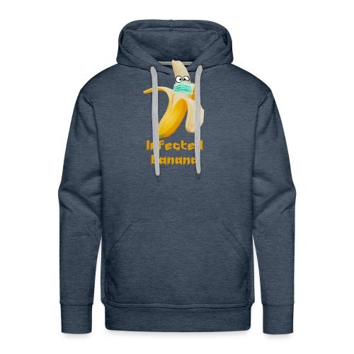 Infected Banana Edition - Männer Premium Hoodie