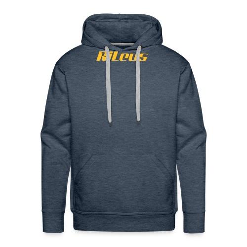 logo rileus - Männer Premium Hoodie